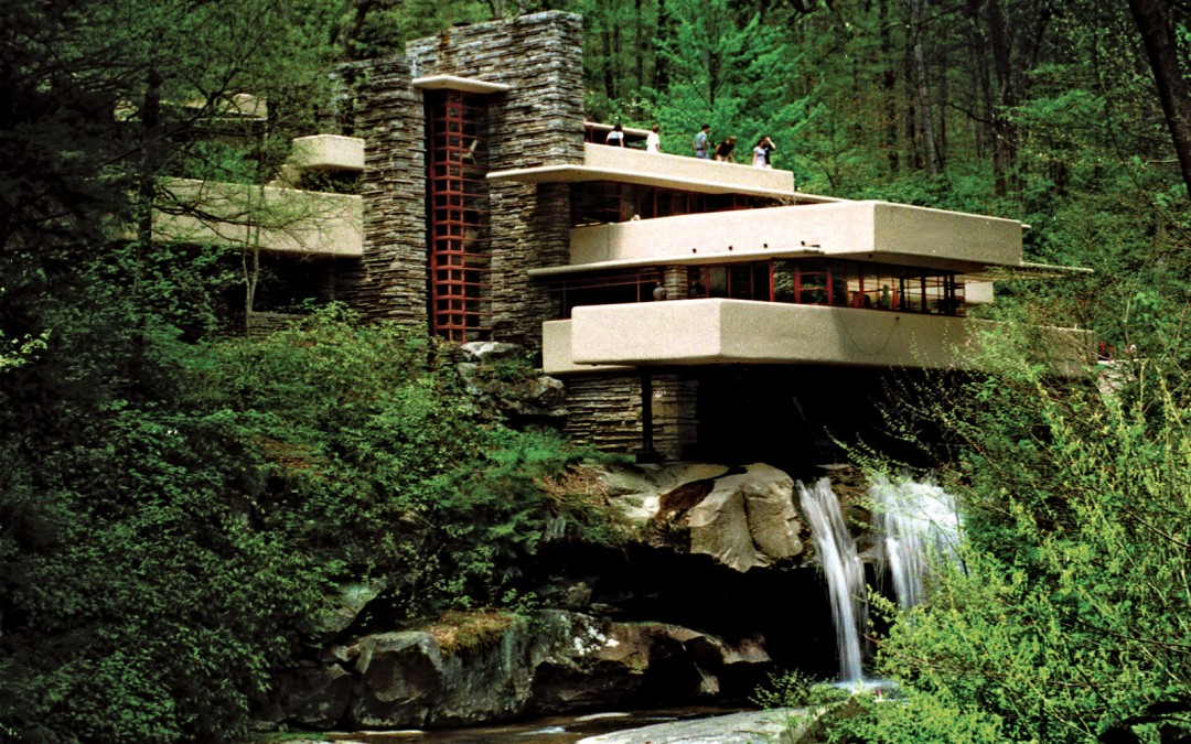 Happy 147th Birthday to Frank Lloyd Wright – Via Architizer.Com
