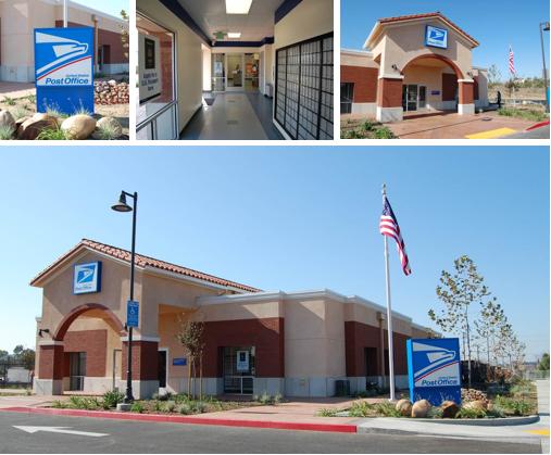 UNITED STATES POSTAL SERVICE MOORPARK MAIN POST OFFICE